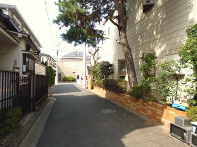 【外観パース】メゾンカルム東高円寺