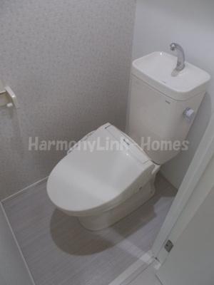 roots桜上水のトイレ
