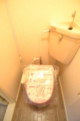 温水洗浄暖房機能便座付き