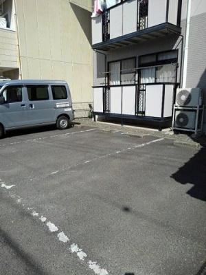 【駐車場】エミネンスきさらぎ