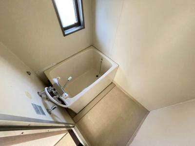 【浴室】星陵台ハイツ1