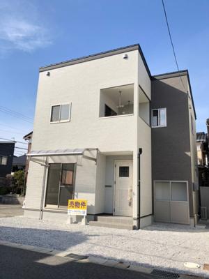 【外観】鳥取市吉成新築一戸建て