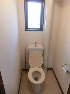 【トイレ】メゾン神代