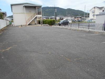 【駐車場】安土アパート
