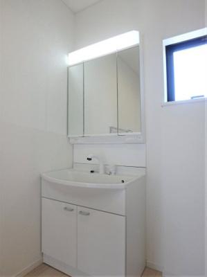 【独立洗面台】クレイドルガーデン 新築戸建て 羽生東-全3棟-