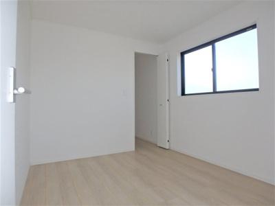 【洋室】クレイドルガーデン 新築戸建て 羽生東-全3棟-
