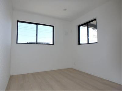【子供部屋】クレイドルガーデン 新築戸建て 羽生東-全3棟-