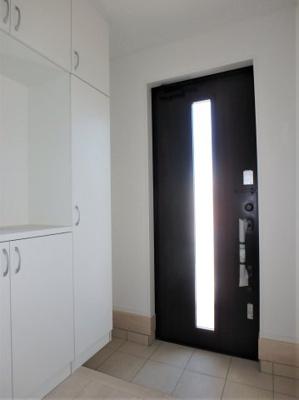 【玄関】クレイドルガーデン 新築戸建て 羽生東-全3棟-