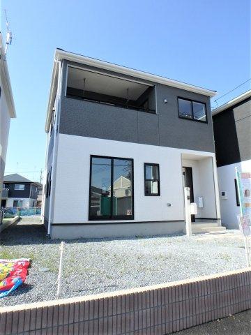 【外観】クレイドルガーデン 新築戸建て 羽生東-全3棟-