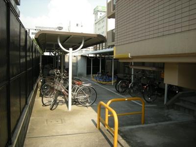 【駐車場】メディオ御幣島