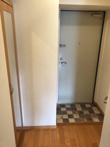 【玄関】フォレストコート姪浜