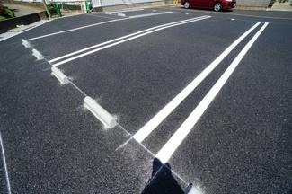 【駐車場】サニーリヴF