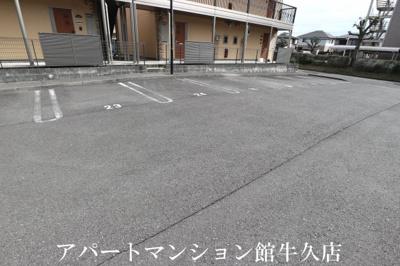 【駐車場】グランドゥールⅣ C