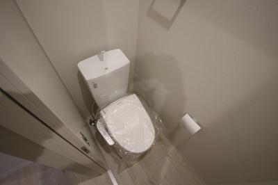 【トイレ】グランディール六甲曾和
