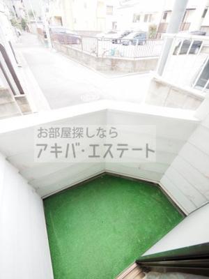 【バルコニー】bloom 動坂