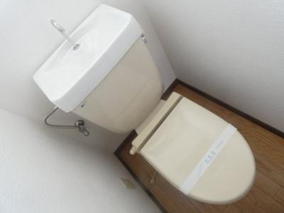 【トイレ】メゾン上岡田A