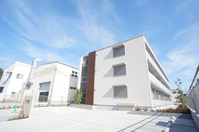 2021年1月完成!積水ハウス施工の賃貸住宅シャーメゾン♪ペットOK♪ワンちゃん・猫ちゃんと一緒に暮らせる3階建ての新築マンション!