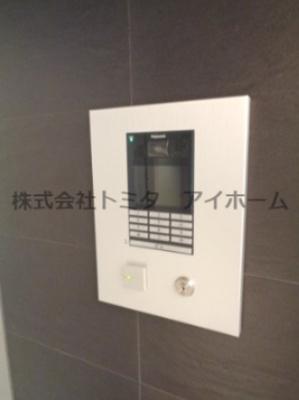 【セキュリティ】ハーモニーレジデンス中野富士見町
