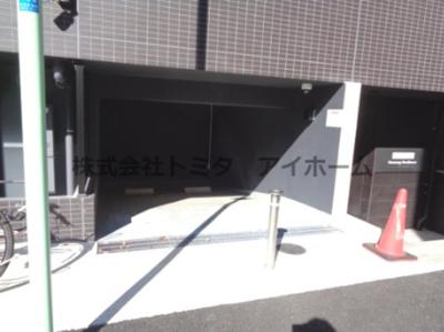 【駐車場】ハーモニーレジデンス中野富士見町