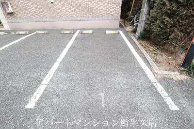 【駐車場】パルティールⅠ