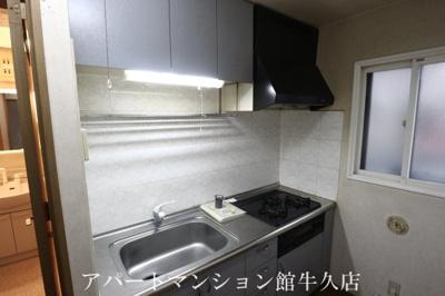 【キッチン】パルティールⅠ