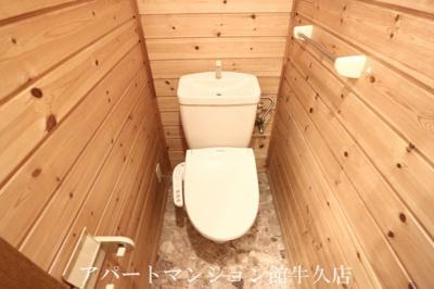 【トイレ】パルティールⅠ