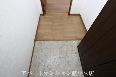 【玄関】パルティールⅠ