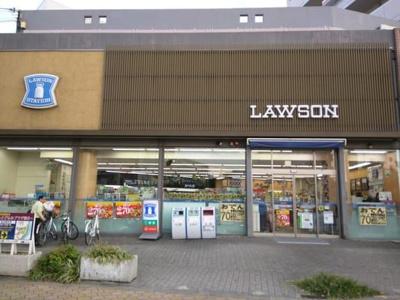 ローソン長柄東2丁目店まで徒歩5分です