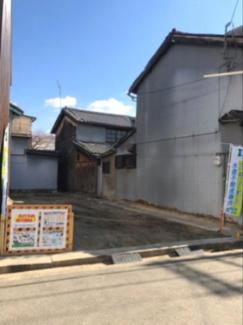 【外観】福島区野田5丁目 売土地(建築条件付)