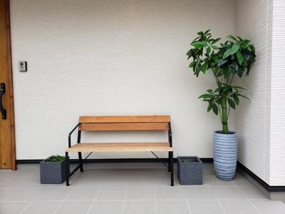 【外観】倉敷市中島 新築戸建て