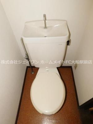 【トイレ】プリンス大船