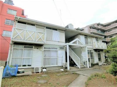 横浜線「鴨居」駅より徒歩5分!便利な立地の2階建てアパートです♪駅近のお部屋をお探しの方におすすめ♪