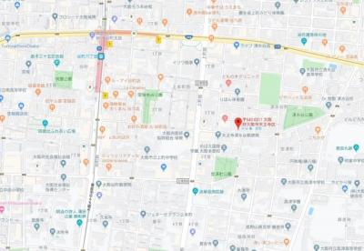 【地図】マンションタナカ