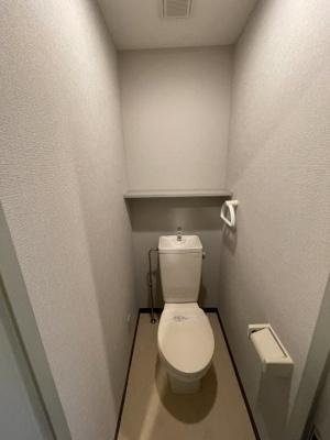 【トイレ】ベイシス浜町