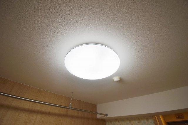 照明があるのもうれしいですね。