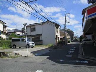【前面道路含む現地写真】広島市西区庚午北4丁目