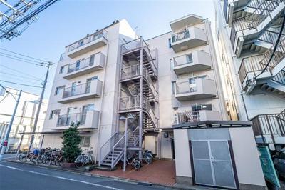 建物は鉄筋コンクリート造の5階建、戸数は29戸のマンション。