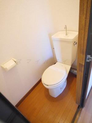 【トイレ】コリーヌマンション(こりーぬまんしょん)