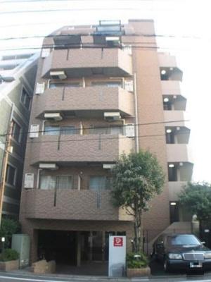 JR京浜東北線「大森駅」徒歩8分のマンションです。