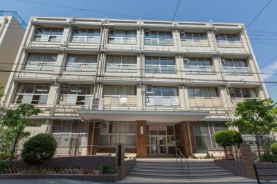 大阪市立蒲生中学校まで徒歩7分です
