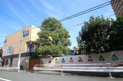 野江幼稚園まで徒歩1分です