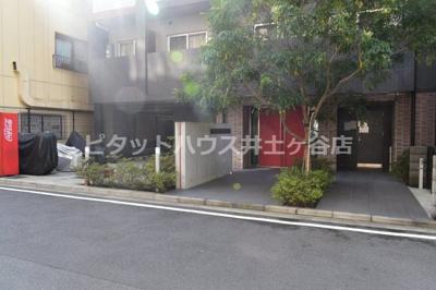 【エントランス】スパシエ横浜大通り公園