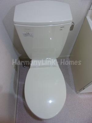 グローコート1のトイレ