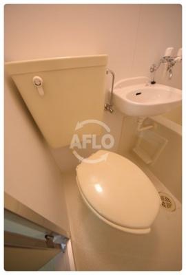 ルミナス北山 トイレ