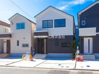 千葉市花見川区朝日ケ丘3丁目 新築一戸建 ※施工例です。