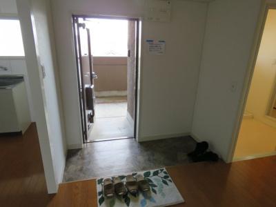 【玄関】セブンハイム スモッティー阪急茨木
