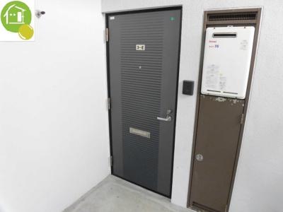 【玄関】エクセレント泊