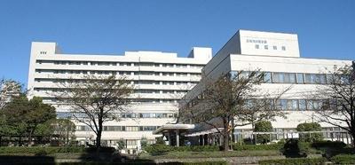 群大医学部付属病院まで3800m