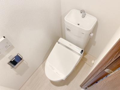 【トイレ】スカイコートパレス駒沢大学Ⅱ