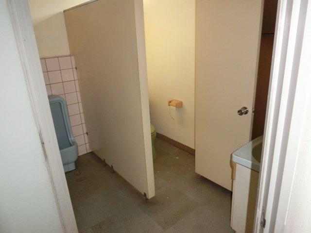 【トイレ】中旭が丘2丁目貸ビル